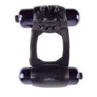 Виброкольцо для поддержания эрекции члена Fantasy C-Ringz Duo-Vibrating Super Ring