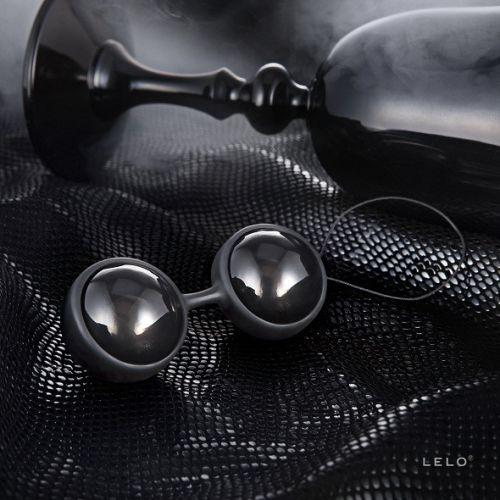 Вагинальные шарики Lelo Luna Noir