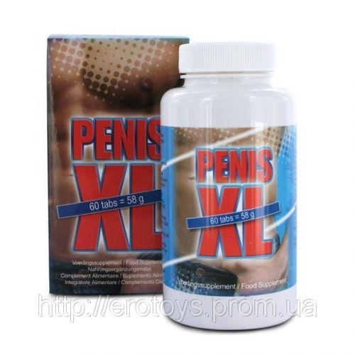 Возбуждающие таблетки для мужчин Penis XL