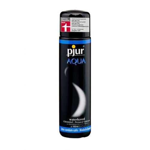 Лубрикант на водной основе Pjur Aqua 100 ml (Пьюр, Пджюр) вагинальный