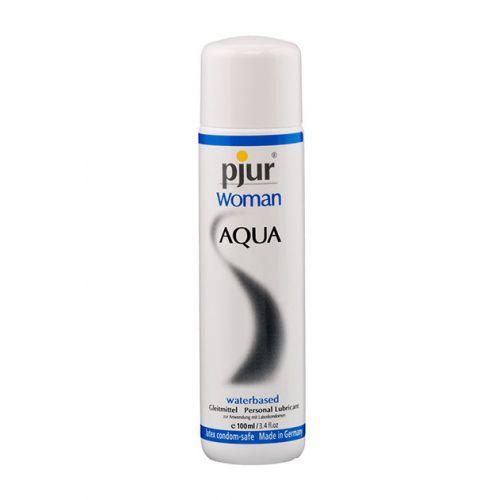 Женский лубрикант на водной основе Pjur Woman Aqua 100 ml (Пьюр, Пджюр)