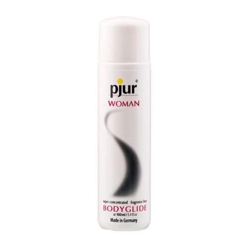 Женский лубрикант на силиконовой основе Pjur Woman 100 ml (Пьюр, Пджюр) вагинальная