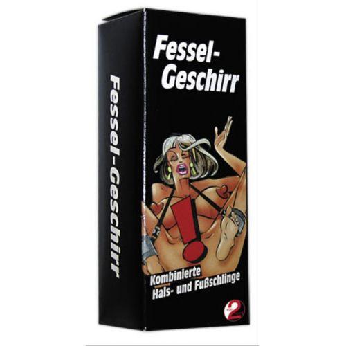 Бондаж для ног Fessel-Geschirr