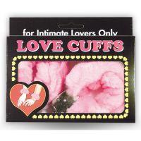 Наручники Love Cuffs Pink