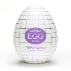 Мастурбатор яйцо Tenga Egg Spider (Паук) Тенга
