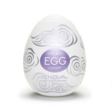 Мастурбатор яйцо Tenga Egg Cloudy (Облачный) Тенга