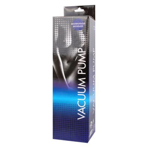 Помпа для члена Дикий Стояк с вибрацией VACUUM PUMP L 24,9 см D 6,3 см