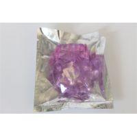 Кольцо эрекционное шипованое со стимуляцией клитора с вибрацией 1,5 см силиконовое Eroman фиолетовое