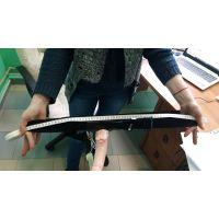 Фаллопротез 14 см/4 см виниловый с вибрацией на трусиках Erowoman