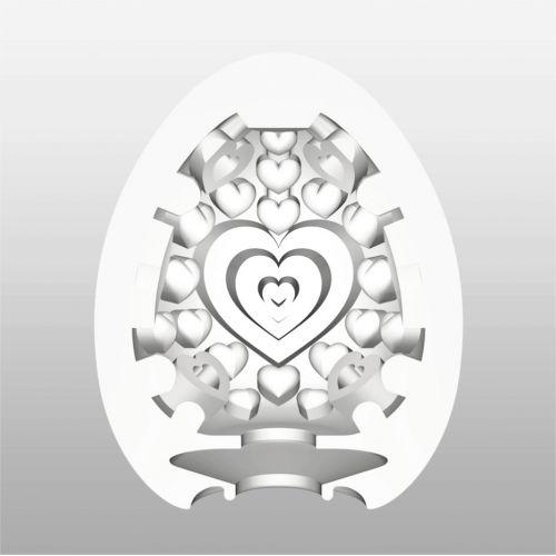 Яйцо мастурбатор Lovers одноразовое Tenga