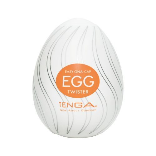Мастурбатор яйцо на член TENGA EGG Twister EGG-004