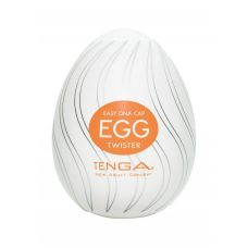 Мастурбатор яйцо на член TENGA EGG Twister EGG-004