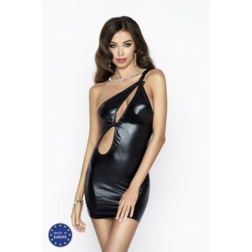 Эротическое платье CORNELIA DRESS black L/XL - Passion