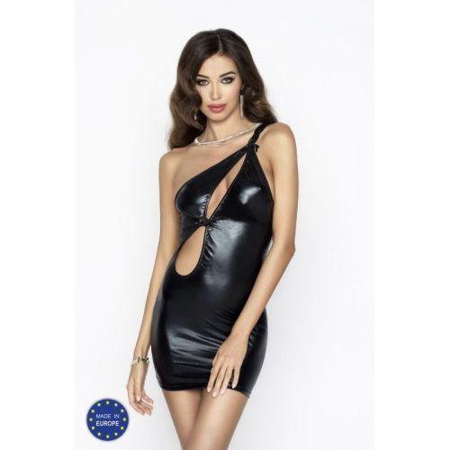 Эротическое платье CORNELIA DRESS black S/M - Passion