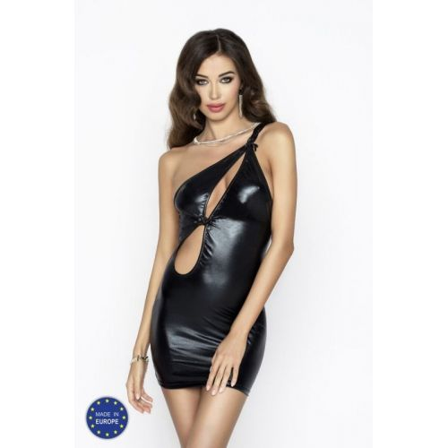 Эротическое платье CORNELIA DRESS black XXL/XXXL - Passion