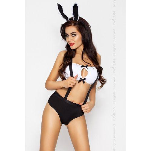 Эротический ролевой костюм кролика Playboy MALLOY SET S/M - Passion