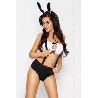 Эротический ролевой костюм кролика Playboy MALLOY SET XXL/XXXL - Passion