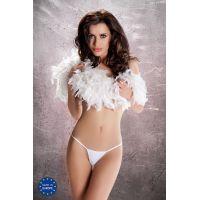 Эротические Трусики Passion Белые MT012
