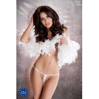 Эротические Трусики Passion Белые MT013