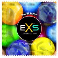 Презервативы длч оального секса со вкусом жвачки Бабблгам EXS по 1 шт