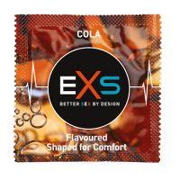 Презервативы со вкусом кока колы EXS 2 шт