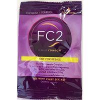 Женский презерватив из полиуретана FC2