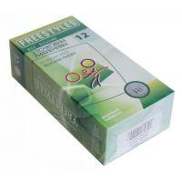 Презервативы с точечным рифлением FREESTYLES №12 Max Pleasure с пролонгирующим эффектом Фристайлс
