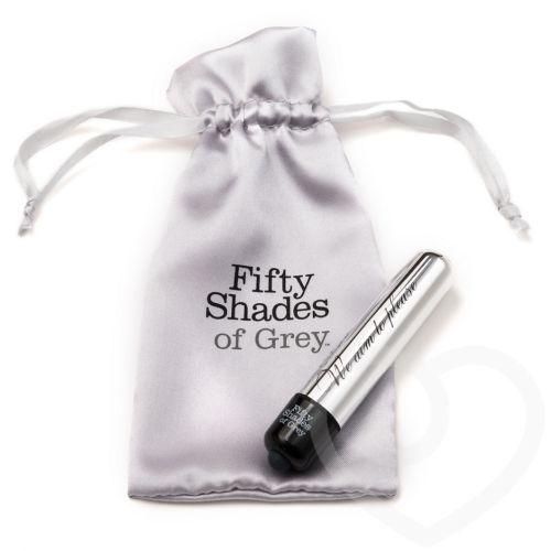 Вибропуля водонепроницаемая Fifty Shades of Grey