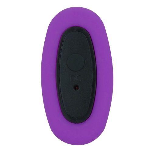 Массажер простаты с вибрацией Nexus G-Play Medium Purple Пурпурный для начинающих анатомической формы Нексус Джи Плей Медиум