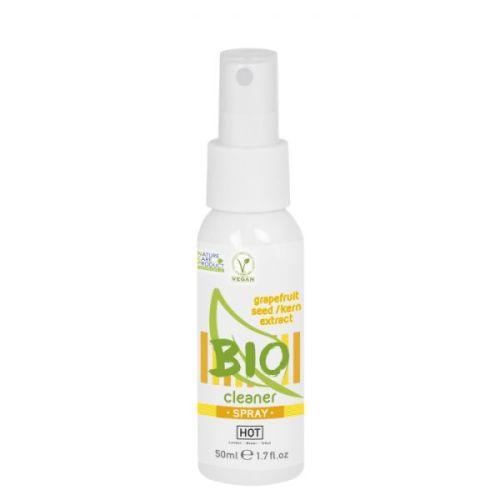 Антибактериальный очиститель Bio Cleaner Spray HOT