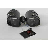 Кожаные наручники Scappa HC-5