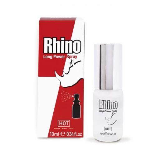 Пролонгирующий спрей для продления полового акта HOT Rhino 10ml