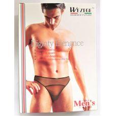 Стринги мужские Wezege (2 шт) для БДСМ размер L