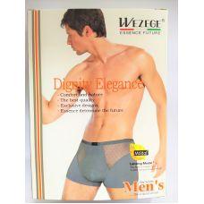 Трусы-шорты мужские (2шт в упаковке) размер L микс цветов