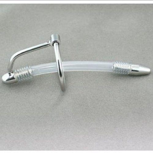 Стимулятор на член из стали и силикона