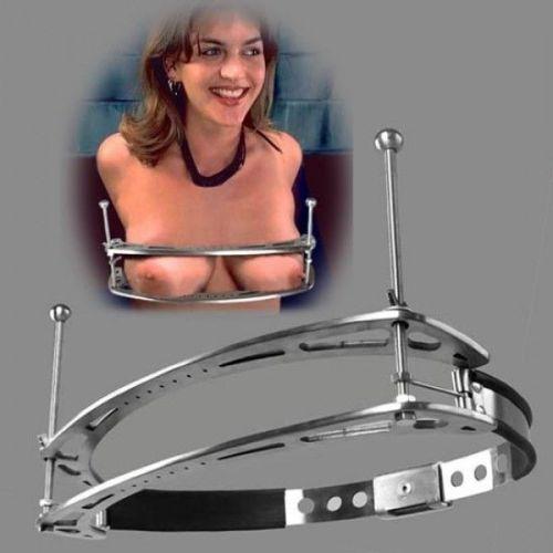 Бондаж для груди