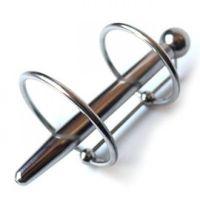Уретральный стальной катетор для БДСМ