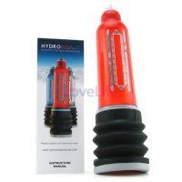 Гидропомпа для увеличения пениса Bathmate Hydromax X30 красная
