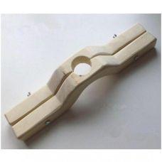 Бондаж деревянный на пенис БДСМ фиксации