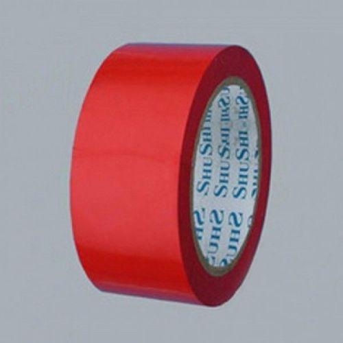 Клейкая лента красная для фиксации в БДСМ