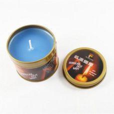 Свеча голубая для БДСМ