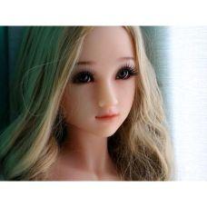Мини секс кукла реалистичная силиконовая SANHUI Mini-size 92cm Miki