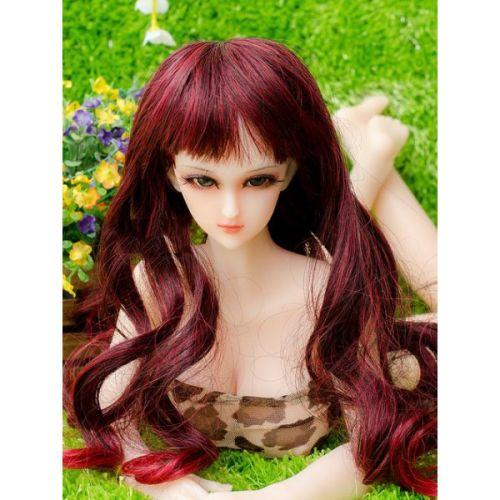 Мини секс кукла реалистичная силиконовая SANHUI Mini-size 65cm Linda #4