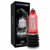 Гидропомпа на член Hydro Bathmate X20 красная