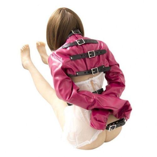 Бондаж дисциплины в БДСМ-играх розовый