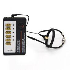 Electro-sex кольцо для электро-стимулирования