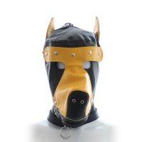 Маска на голову в виде собаки для БДСМ Doggy IXI49360