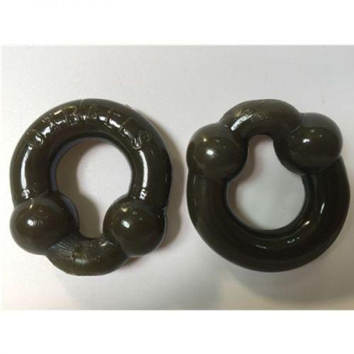 Черные насадки на член силиконовые OXBALLS