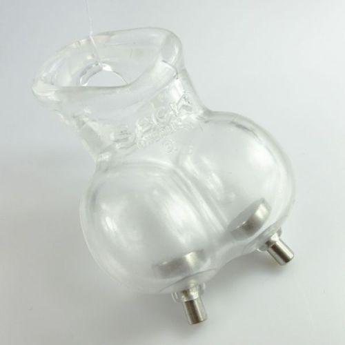 Насадка на пенис силиконовая с электростимуляцией