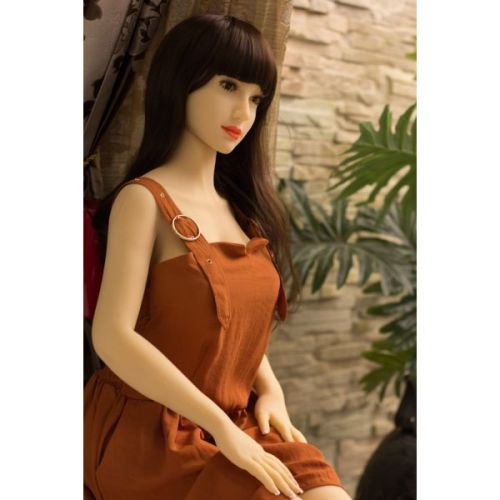 Супер-реалистичная секс-кукла силиконовая XiaoBing 158 см